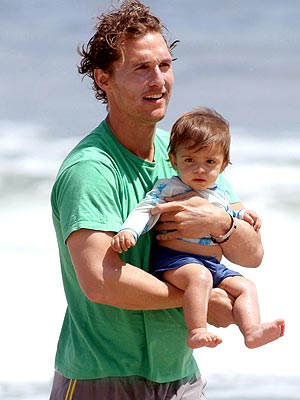 BEACHY KEEN photo | Matthew McConaughey