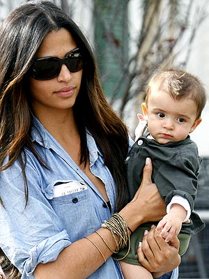 MOMMY & ME photo | Camila Alves