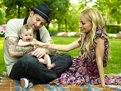 DADDY'S GIRL photo | Joel Madden, Nicole Richie