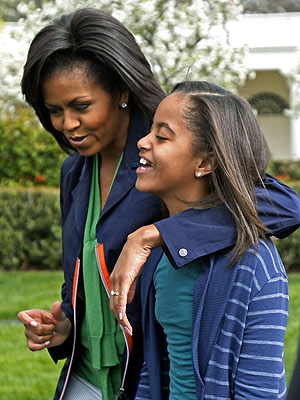 'PLAY' TIME photo | Michelle Obama