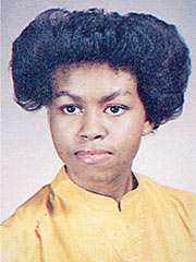 Gallery For > Michelle Obama Childhood