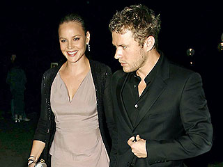 Couples Watch: Ryan & Abbie, Reese & Jake ... | Abbie Cornish, Ryan Phillippe