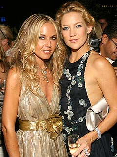 Kate Hudson's Stylish Dinner with Rachel Zoe | Kate Hudson, Rachel Zoe