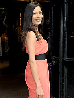 Freida Pinto's Screen Career Takes Off | Freida Pinto