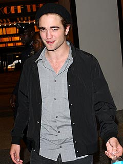 Rob Pattinson Feels the Music (and Love) in Vancouver | Robert Pattinson