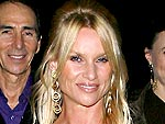 Nicollette Feeds Her Date at a Romantic Dinner | Nicollette Sheridan