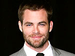 Chris Pine Makes a New Female Friend at Dinner | Chris Pine