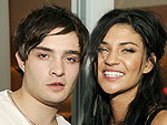 Couples Watch: Ed & Jessica, Posh & Becks | Ed Westwick, Jessica Szohr