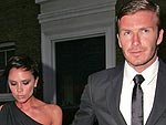 Posh & Becks&#39;s Celeb Double Date in West Hollywood | David Beckham, Victoria Beckham