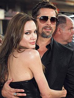 Brad Pitt and Angelina Jolie Split Rumors Not True, Say Sources | Angelina Jolie, Brad Pitt