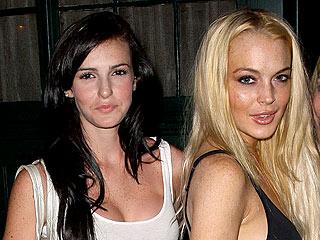 Lindsay Lohan Takes Lil' Sis Ali to the Chateau | Ali Lohan, Lindsay Lohan