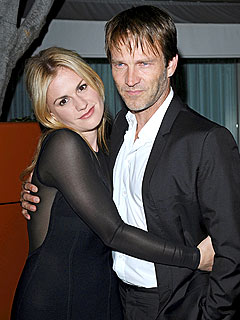 True Blood Costar: Anna Paquin & Stephen Moyer Keep It Tame on Set
