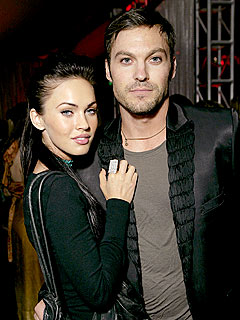 Couples Watch: Megan Fox & Brian Austin Green, Ed Westwick & Jessica Szohr | Brian Austin Green, Megan Fox