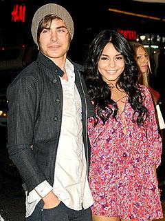 Couples Watch: Zac & Vanessa, Courteney & David ...