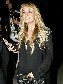 Nicole Richie Hospitalized for Pneumonia