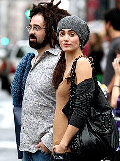 Emmy Rossum and Adam Duritz Have Split Up | Adam Duritz, Emmy Rossum