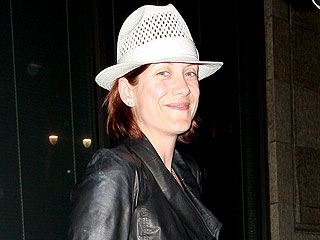 Kate Walsh Goes for Dinner  ... Sans Makeup! | Kate Walsh
