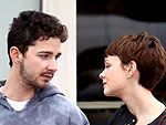 Shia Shows His Girlfriend Los Angeles &#8211; By Bus! | Carey Mulligan, Shia LaBeouf
