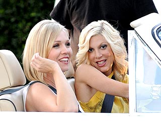 Tori Spelling Speaks Candidly about Potty Training| Tori Spelling, Actor Class