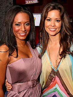 Brooke Burke & Mel B. Reveal Their Dancing Picks