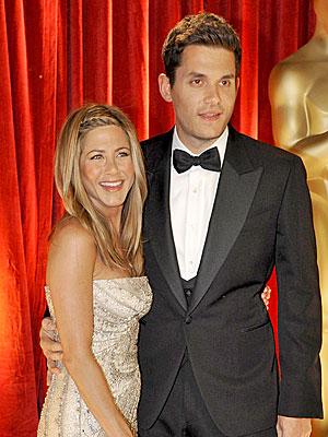 photo | Jennifer Aniston, John Mayer