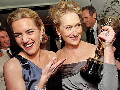 photo | Kate Winslet, Meryl Streep