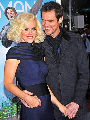  photo | Jenny McCarthy, Jim Carrey