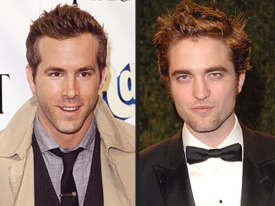 photo | Robert Pattinson, Ryan Reynolds
