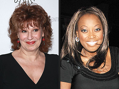 photo | Joy Behar, Star Jones