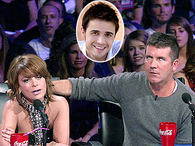 photo | Simon Cowell Cover, Kris Allen, Paula Abdul