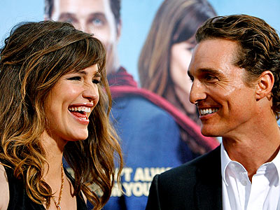 photo | Jennifer Garner, Matthew McConaughey