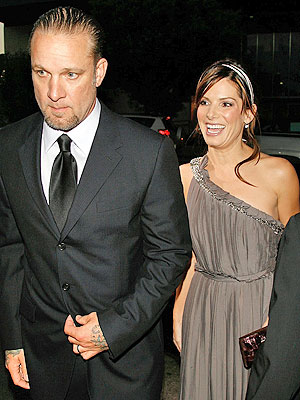  photo | Jesse James, Sandra Bullock