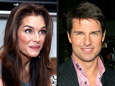 photo | Brooke Shields, Tom Cruise
