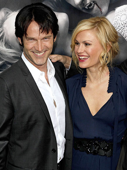 photo | Anna Paquin, Stephen Moyer