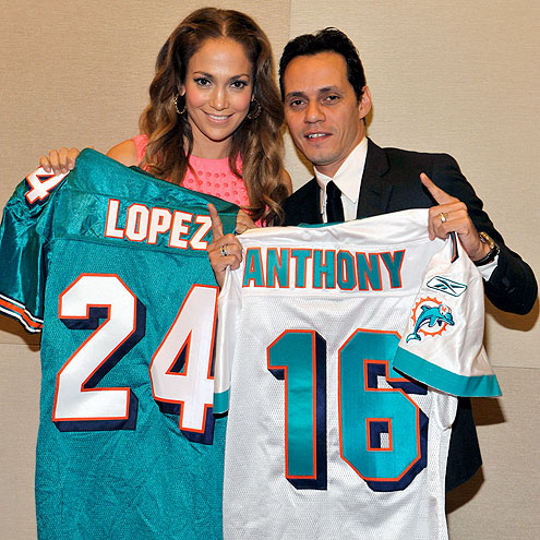 photo | Jennifer Lopez, Marc Anthony