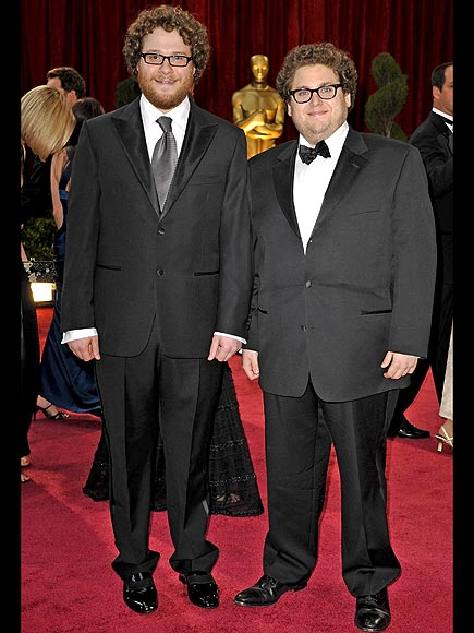 photo | Jonah Hill, Seth Rogen
