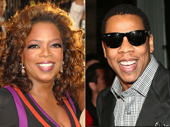 photo | Jay-Z, Oprah Winfrey