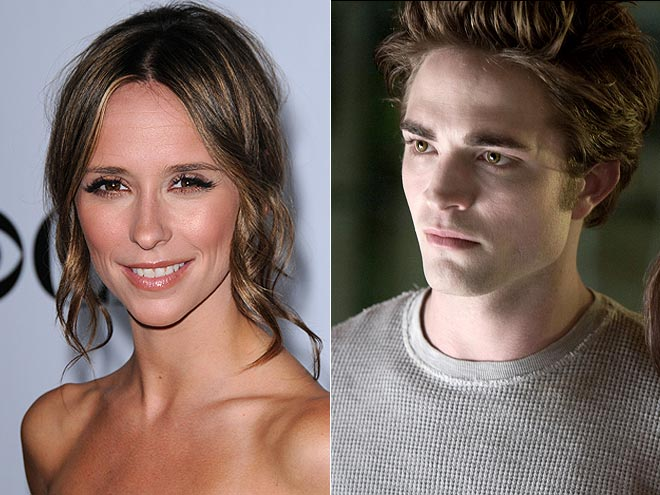 photo | Jennifer Love Hewitt, Robert Pattinson