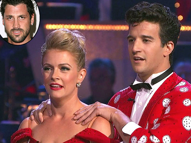 photo | Maksim Chmerkovskiy, Mark Ballas, Melissa Joan Hart