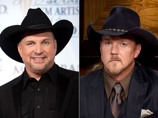  photo | Garth Brooks, Trace Adkins