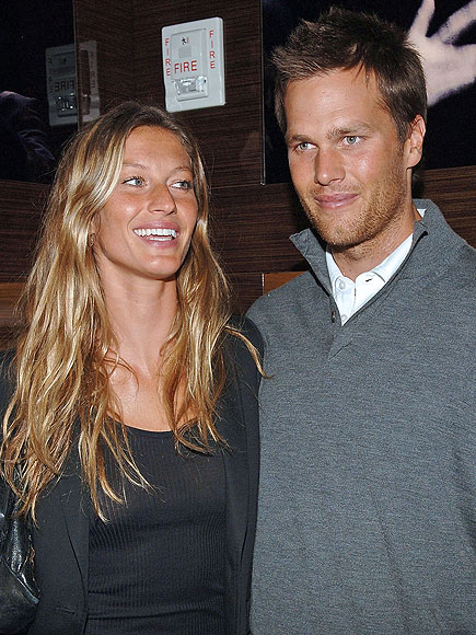 photo | Gisele Bundchen, Tom Brady