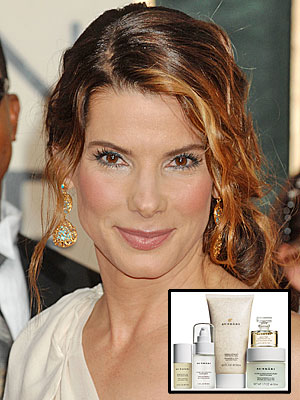 From sandra bullock s nature based skincare products to nick carter s