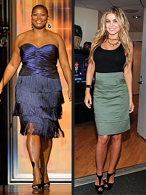 COMMIT TO FITNESS photo | Carmen Electra, Queen Latifah