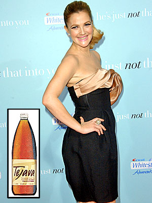 CAFFEINATE NATURALLY photo | Drew Barrymore
