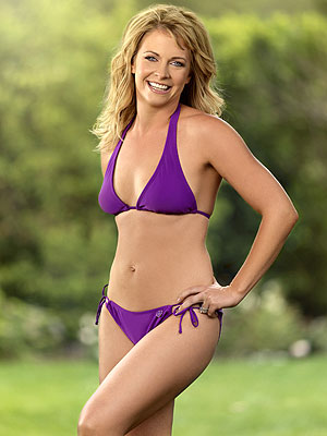 hart Melissa bikini joan