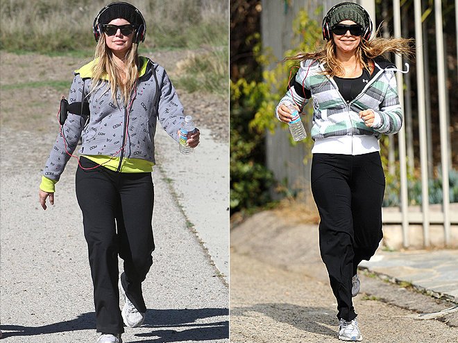 POWER WALKING photo | Fergie
