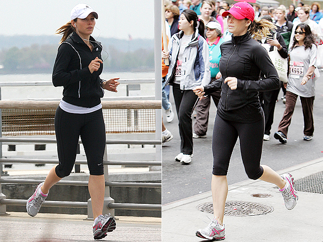 URBAN RUNNING photo | Jessica Biel