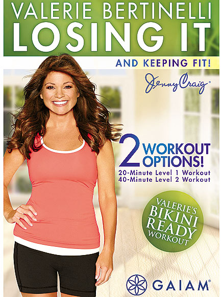 FORGET THE GYM! photo | Valerie Bertinelli