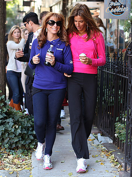 JILL ZARIN & KELLY KILLOREN BENSIMON photo | Jill Zarin, Kelly Killoren Bensimon