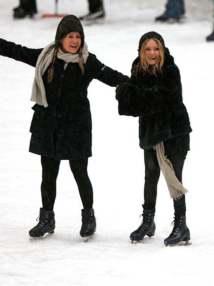MARY-KATE SKATES! photo | Mary-Kate Olsen